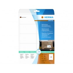 Etiket LC Herma 99x57 waterproof/pk250