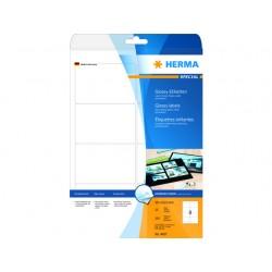 Etiket Herma LC 96x63,5 wit glossy/pk200