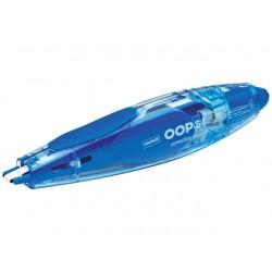 Correctiepen OOPS 5mmx6m blauw-grijs/pk2