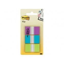 Index Standaard 24mm paars/blauw/groen