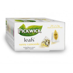 Thee Pickwick leafs S Camomile 1,5g/ds24