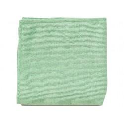Microvezeldoek Professioneel groen/pk12