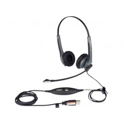 Headset Jabra GN2000 USB OC Dueo wide