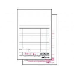 Kassablok Sigel 150x110 duplo 2x50b/wr10