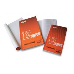 Commissieboekje Sigel carbon 2x50 bl/pk5