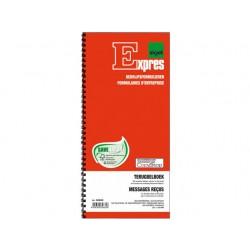 Terugbelboek Sigel zelfkopierend/wr2