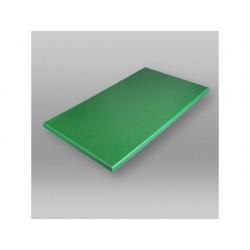 Snijplank 500x300x20mm zonder geul groen