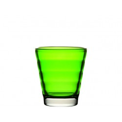 Glas 250ml Wave groen /ds6