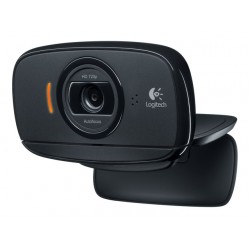 Webcam Logitech B525 USB 2.0 zwart