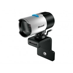 Webcam Microsoft LifeCam USB 2.0 zwart