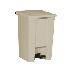 Container Step-On 45,4L beige