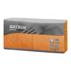 Servet Katrin 25cm 3lgs oranje/ds4x250