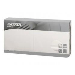 Servet Katrin 40cm 2lgs wit/ds4x250