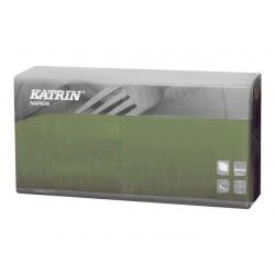 Servet Katrin 40cm 2lgs groen/ds4x250