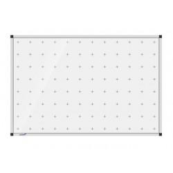 Whiteboard kruisjes 100x200 cm