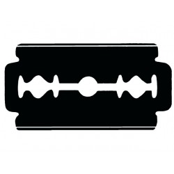 Reservelemmetten voor foliemes/pk10