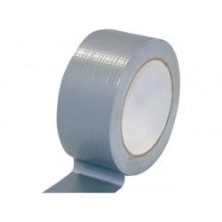 Weefselband 50mmx50m zilver/pk3