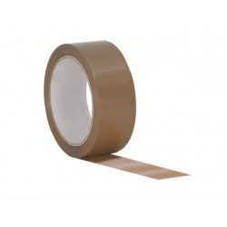 Kleefband 38mmx66m pp br/pk24
