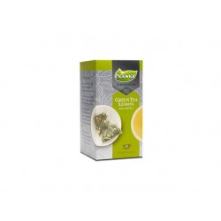Thee Pickwick TM green tea lemon/ds 3x25