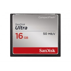 Geheugenkaart Sandisk Flash Ultra 16GB