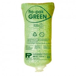 Vulmateriaal Green Flo-Pak chips 400l