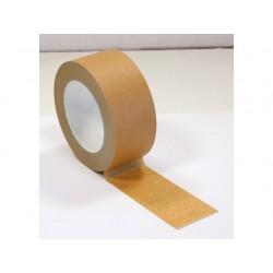 Papierkleefband 50mmx50m bruin/pk6