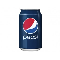 Frisdrank cola Pepsi regul. blik 33cl/24