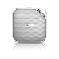 Speaker Philips bluetooth BT2500 wit