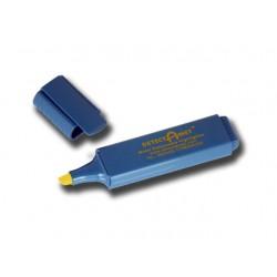 Tekstmarker Detectamet geel/zak 10