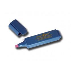 Tekstmarker Detectamet roze/zak 10