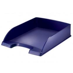 Brievenbak Leitz Style A4 PS tit.blauw
