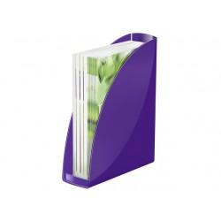 Tijdschriftcassette Pro Gloss diep paars