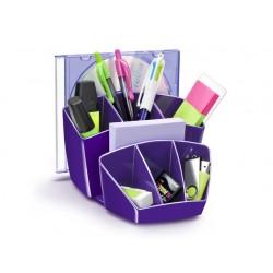 Bureauorganizer CEP Pro Gloss diep paars