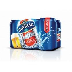 Bier Bavaria 0,0% 0,33L blik/pk24