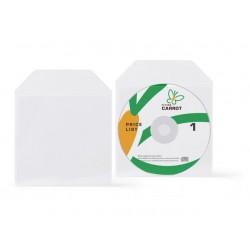 CD-hoes BDG met insteekklep/pk 25