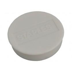 Magneet SPLS 35 mm wit/pak 10