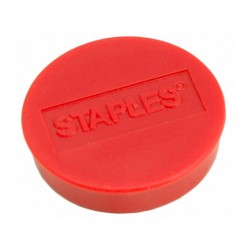 Magneet SPLS 30 mm rood/doos 10