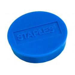 Magneet SPLS 30 mm blauw/doos 10