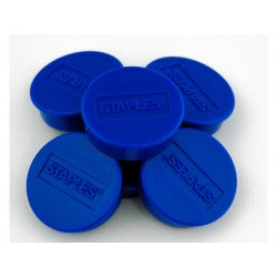 Magneet SPLS 10 mm blauw/doos 10