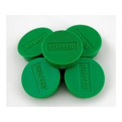 Magneet SPLS 10 mm groen/doos 10