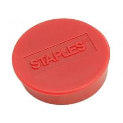 Magneet SPLS 25 mm rood/doos 10