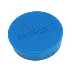 Magneet SPLS 25 mm blauw/doos 10