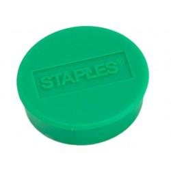 Magneet SPLS 25 mm groen/doos 10