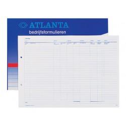 Rittenlijst Atlanta/blok 50