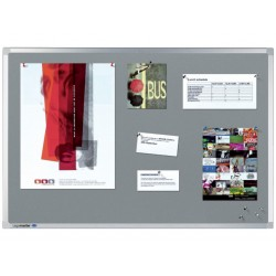 Prikbord Lega Professional 90x60linoleum