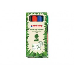 Whiteboard marker edding 28 eco ass/pak4
