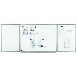 Whiteboard triptiek Lega em. 100x200/400