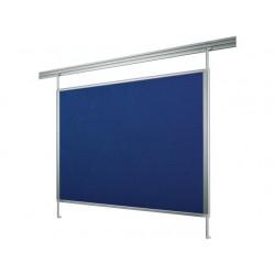 Prikbord Lega Dynamic 150x100 text.blauw