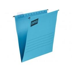 Hangmap SPLS flex A4 V-bodem blauw/d25