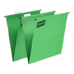 Hangmap SPLS flex A4 V-bodem groen/d25